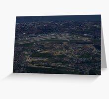 airviews Lisbon Greeting Card