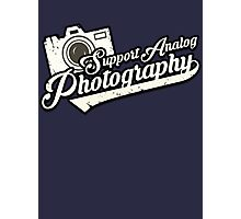 Analog Photography Photographic Print