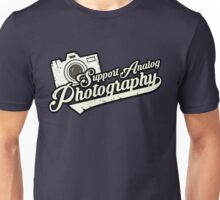 Analog Photography Unisex T-Shirt