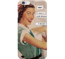 Drink It iPhone Case/Skin
