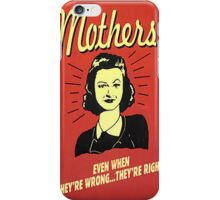 Mothers iPhone Case/Skin