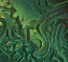 ocean floor one by DARREL NEAVES