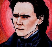 Sir Thomas Sharpe Portrait by JenRtist