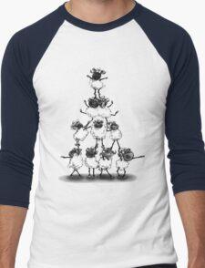 Teamwork Men's Baseball ¾ T-Shirt