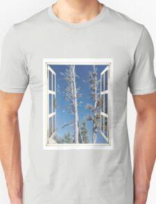 White Bark Unisex T-Shirt
