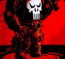 The Punisher Sticker