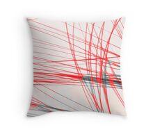 Physiogram Part i Throw Pillow