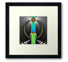 'The Ring of Truth' Framed Print