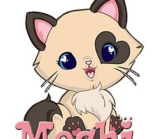 It's Mochi by Valerie Flynn