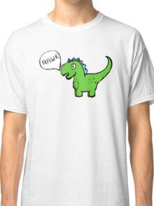 Dino-Rawr Classic T-Shirt