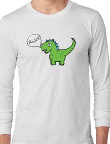 Dino-Rawr Long Sleeve T-Shirt