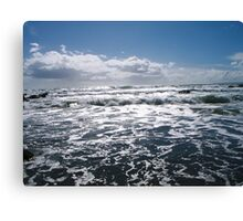 The Peace of Freathy Canvas Print