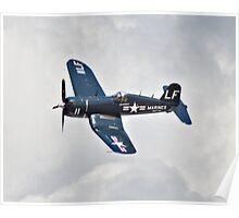 F4 Corsair Poster