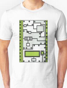 Metal Lab - Ghost Gear Green v2.1 - Danny Phantom T-Shirt