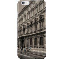 via del corso .. Roma iPhone Case/Skin