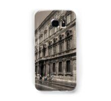 via del corso .. Roma Samsung Galaxy Case/Skin