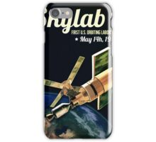 Skylab 1 Space Laboratory iPhone Case/Skin