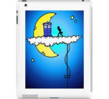 Doctor Who in the clouds iPad Case/Skin