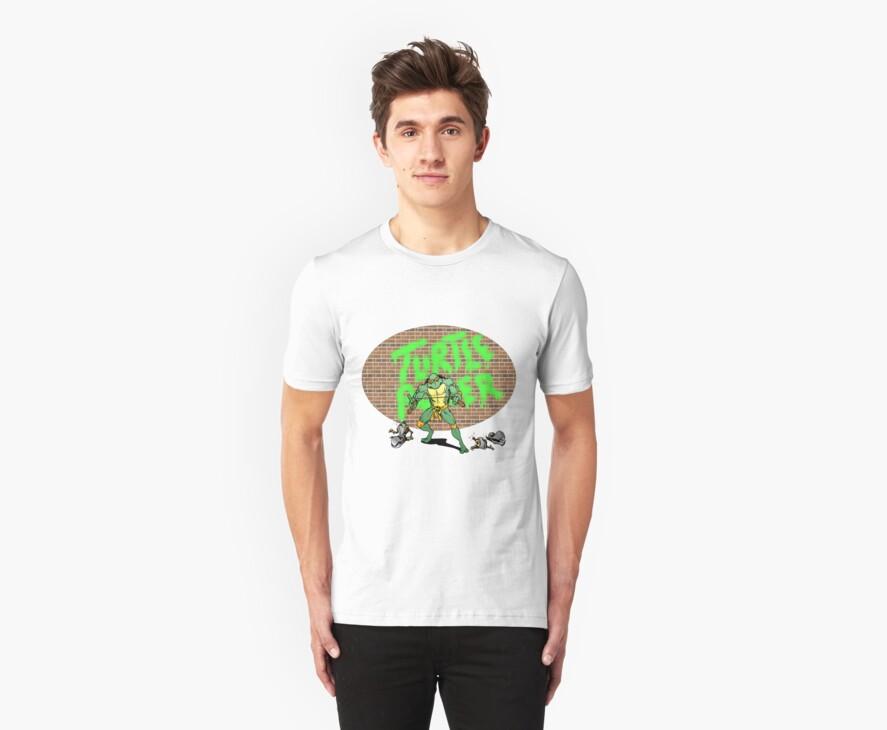 Turtle Power by Skree