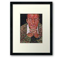 Alan Shearer Framed Print