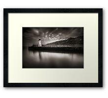 Lybster Lighthouse Framed Print