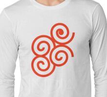 Om, India Long Sleeve T-Shirt