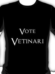 Vote Vetinari  T-Shirt