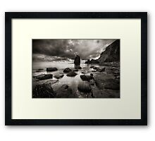 Coast Framed Print
