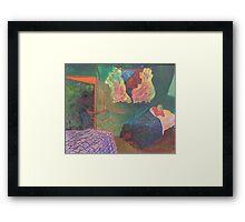 Dream Of Carousels Framed Print