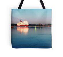 Viking Line Tote Bag