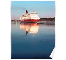 Viking Line Poster