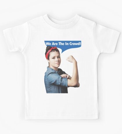 We Are the In Crowd Kids Tee
