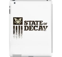 State Of Decay iPad Case/Skin