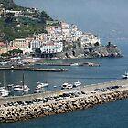Amalfi, Italy by longaray2