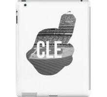 Cleveland Chief iPad Case/Skin