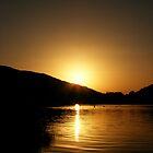 Golden Sunset by goldrose