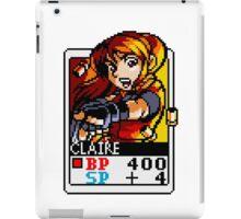Claire Redfield iPad Case/Skin