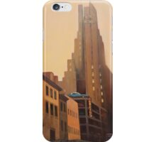 The Bright and Hollow Sky iPhone Case/Skin