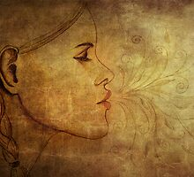 Whispering by Imber
