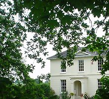 The Old Rectory, Twineham, Sussex by Paul Morley