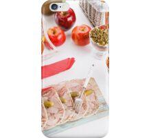 Pudding  pork  iPhone Case/Skin