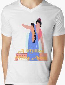 A Million Miles Away Mens V-Neck T-Shirt