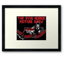 The Ryuk Horror Picture Show Framed Print