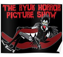 The Ryuk Horror Picture Show Poster