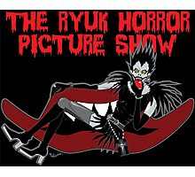 The Ryuk Horror Picture Show Photographic Print