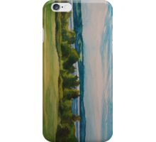 Groves Point, Nova Scotia iPhone Case/Skin