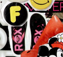Material Girl Sticker