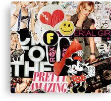Material Girl Canvas Print