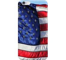 Born in the USA iPhone Case/Skin