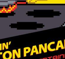 Super Makin' Bacon Pancakes Sticker Version Sticker